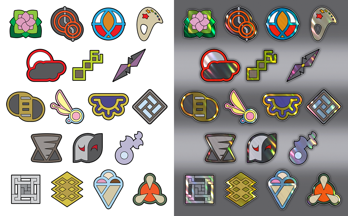 PokeNav 1 8 0 - Badges